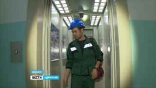В ижевских многоэтажках могут остановиться лифты
