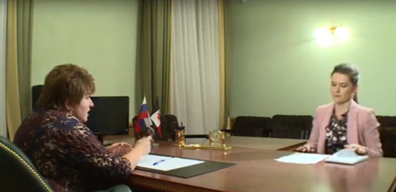Интервью с Любовью Глебовой, Членом Совета Федерации РФ от Удмуртии
