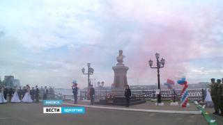 В Ижевске подводят итоги трехдневных праздников