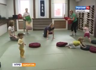 Мода на мягкие стили воинских искусств пришла в Ижевск