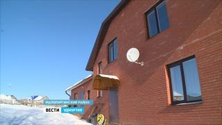 В Минсельхозе УР отчитались, как строили жилье по программе развития сельских территорий