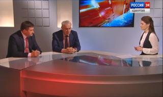 Интервью с Алексеем Чуршиным и Сергеем Бойцовым