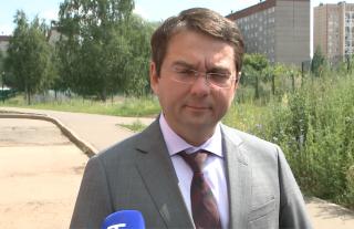 В Ижевск приехал замминистра строительства и ЖКХ России Андрей Чибис