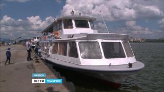 В Ижевске восстановят водное сообщение с Воложкой