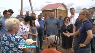 В мкр-не «Люлли» в Ижевске приостановили выделение бесплатных участков земли многодетным семьям