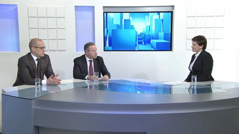 19.03.2018 - Интервью с Александром Бречаловым и Александром Браверманом