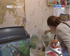 Сёстры Сальниковы вошли в число победителей  «ЕГЭ по аквариумистике»
