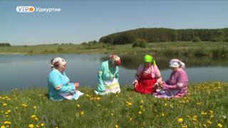 Бабушки из Сарапульского района Удмуртии поделились молодильным рецептом варенья из одуванчиков
