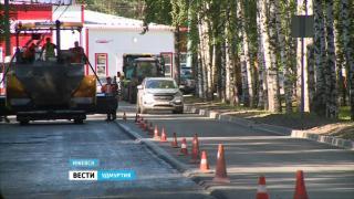 Чиновники проехались по дорогам Ижевска