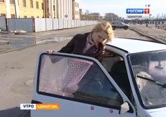 «Окушка» с розовыми шторками появился в Ижевске