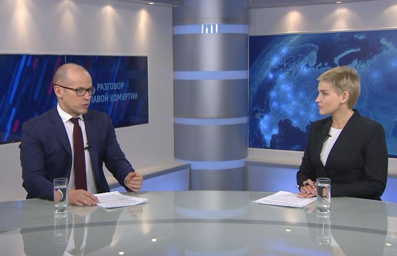Разговор с Главой Удмуртии А. Бречаловым. Итоги встречи с В.Путиным