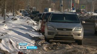 Машины, мешающие уборке дорог от снега, отправят на штрафстоянки