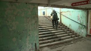 800 тысяч рублей потратит Ижевск на ремонт подземного перехода