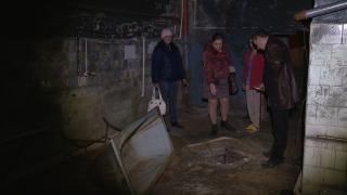 Жители  общежития на Удмуртской просят о помощи