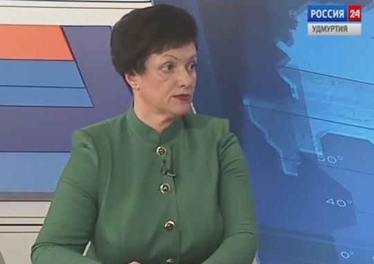 Руководитель государственной инспекции труда в Удмуртии Светлана Шекунова
