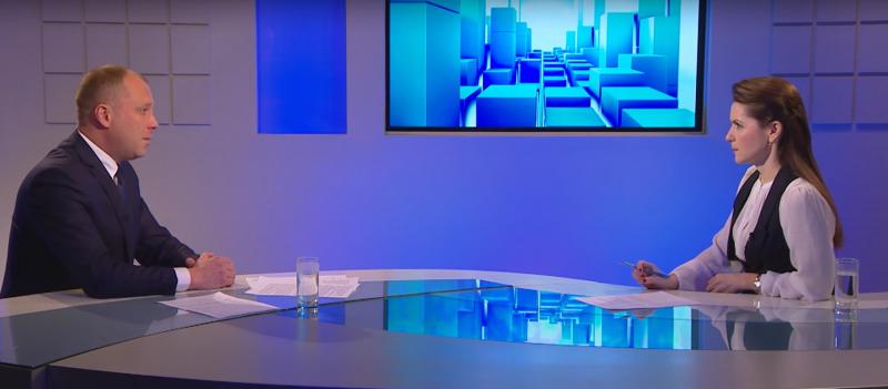 11.01.2018 - Интервью с Игорем Наговицыным