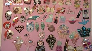 Коллекция значков Надежды Кулаковой