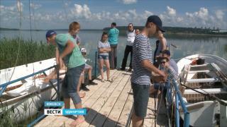 Ижевские моряки победили на межрегиональном слёте