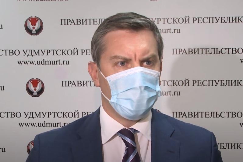 Председатель правительства Удмуртии о новых ограничительных мерах, связанных с коронавирусом
