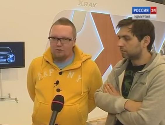 Ведущие «Радио Маяк» Сергей Стиллавин и Рустам Вахидов