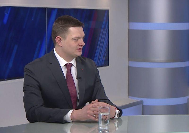 Александр Свинин о нацпроектах, развитии бизнеса и налоге для самозанятых в Удмуртии