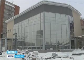 Строительство стрелового тира в Ижевске выходит на финишную прямую