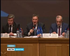 Глава Удмуртии сложил полномочия секретаря отделения «Единой России»