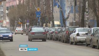 Городские власти планируют открыть около 2500 платных парковочных мест